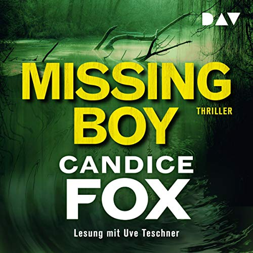 Page de couverture de Missing Boy (German edition)