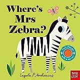 Felt Flaps Zebra (Felt Flaps, 1)