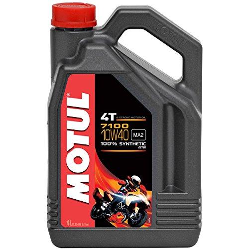 MOTUL 7100 10w40 100% sintético 4 litros
