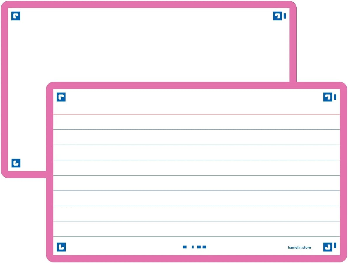 Buy FLASH 225.225 Index Cards 225x25 8225ct Fuchsia Pink Online in Vietnam Throughout 3 X 5 Index Card Template