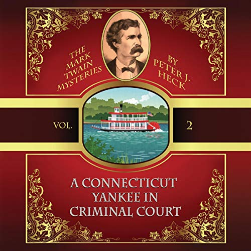 A Connecticut Yankee in Criminal Court audiobook cover art