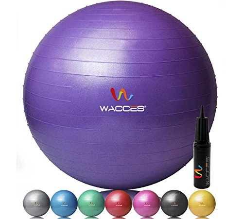 Wacces Professional Exercise, Stability and Yoga Ball