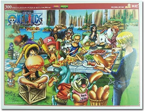 One Piece 300PC Group Jigsaw Puzzle by Great Eastern