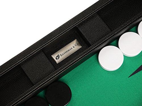 19-inch Premium Backgammon Set -...
