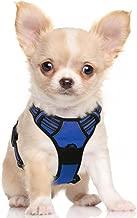 MerryBIY Perros Pecho de Arn/és Mascotas Reflectante Antitranspirante Acolchado Dog Vest Harness Ajustable Arnes Seguridad Chaleco Cabestro para Ejercicio de Caminar Formaci/ón Corriendo Arn/és Perro