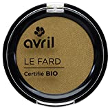 ABRIL sombra de ojos Certificado Bio, color cobre 2,5 G