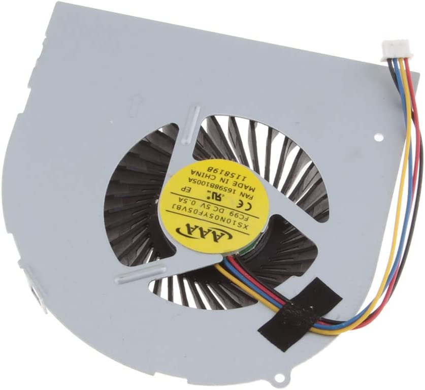 gazechimp New Cooling Fan Radiator for Y480 Y480M Y Lenovo Manufacturer direct delivery Y480A wholesale