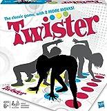 Hasbro Gaming - Twister, Juego de Suelo (versión en inglés)