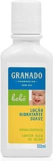 Linha Bebe Granado - Locao Corporal Hidratante Tradicional 100 Ml - (Granado Baby Collection - Classic Moisturizer Body Lotion 3.4 Fl Oz)