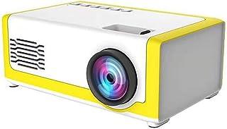 Mini Portable Projector Home Projector HD Cinema Support 1080P AV USB Micro USB Pocket Portable Home Theater Projector