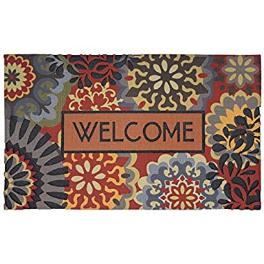 Mohawk Home Doorscapes Dimensional Scatter Mat, 1'6x2'6, Multi