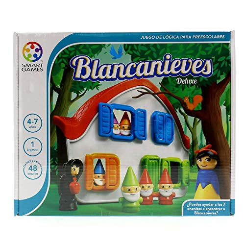 Smart games- Blancanieves Deluxe