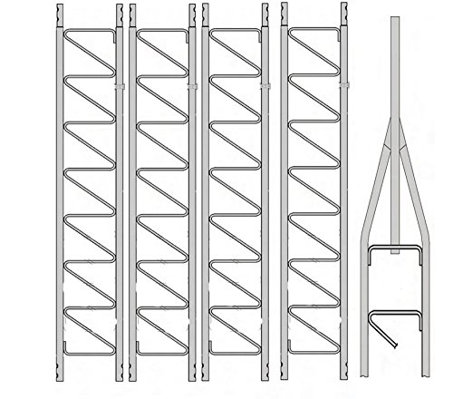 Rohn 25G Series 50' Basic Tower Kit - Rohn 25G. Buy it now for 845.00
