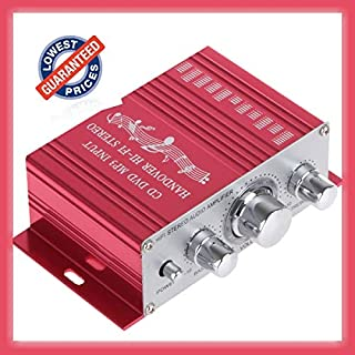 12v Mini Car Amplifier Motorcycle Home Boat Auto Stereo Audio 2 Channel, Mini Stereo Amplifier - Mini Amplifier, Motorcycle Amplifier, Amplifier Home, Mini Amplifier, Shop by Category