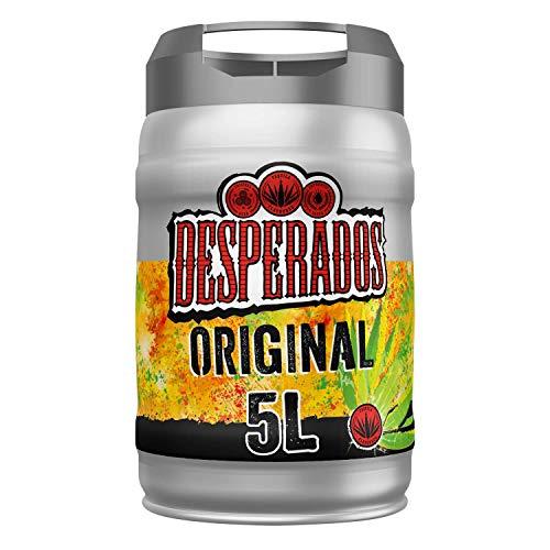 Desperados Tequila Fût Pression 5L