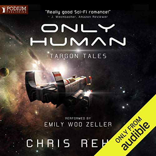 Only Human audiobook cover art