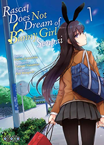 Rascal does not dream of bunny girl senpai, Tome 1 :