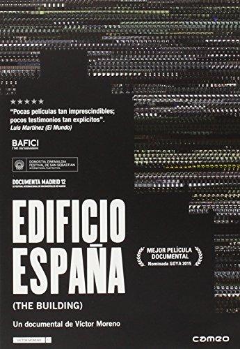 The Building ( Edificio España ) ( Building Spain ) [ NON-USA FORMAT, PAL, Reg.0 Import - Spain ]