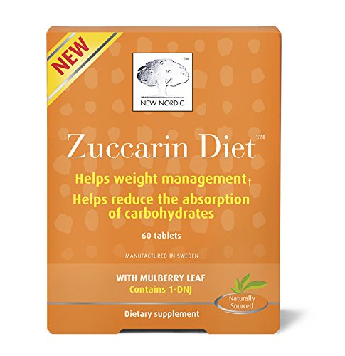 New Nordic Zuccarin Extra Strength 60 tablets
