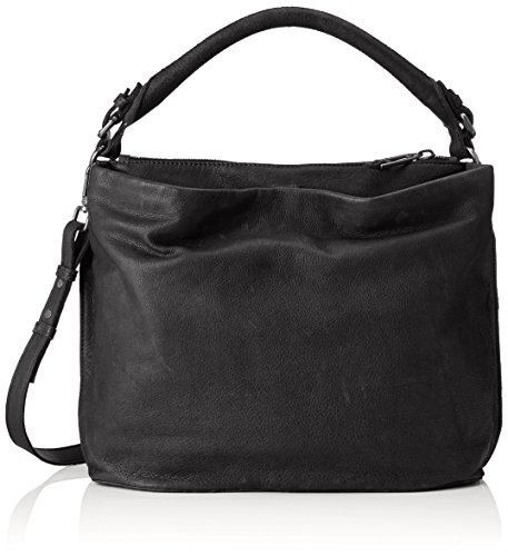 Marc O'Polo Damen Eight Schultertasche, Braun (Ambra), 14.2x29x36.5 cm