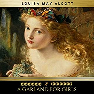 A Garland for Girls audiobook cover art