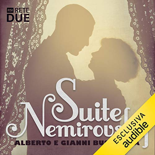 Suite Nemirovsky audiobook cover art