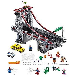 LEGO Marvel Super Heroes Spider-Man: Web Warriors Ultimate Bridge 76057 Spiderman Toy (B01CU9X622) | Amazon price tracker / tracking, Amazon price history charts, Amazon price watches, Amazon price drop alerts