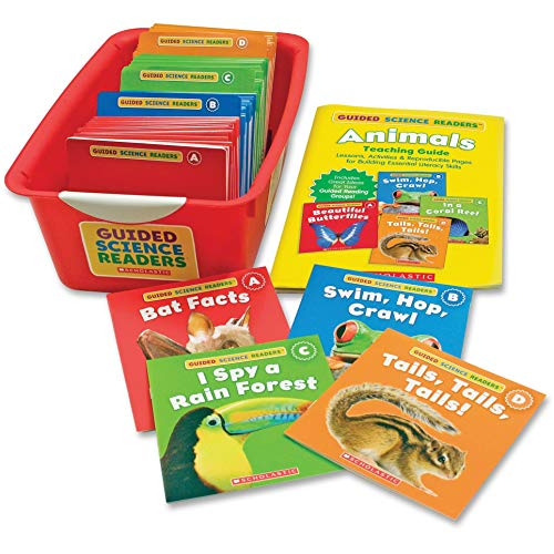 Guided Science Readers Super Set Animals A Big Collection Of High Interest Leveled Books For Guided Reading Groups