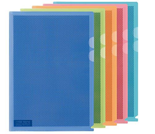 PLUS Japan, Camouflage Sichtschutzhülle in verschiedenen Farben, 1er Pack (1 x 5 Hüllen)