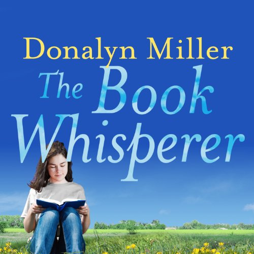 The Book Whisperer audiobook cover art