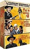 Western - Coffret 3 films : Colt 45 + La ruée vers l'or noir + L'héritage du chercheur d'or [Francia] [DVD]