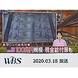 WBS 3月18日放送