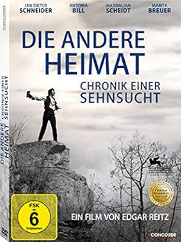 Die andere Heimat - Chronik einer Sehnsucht (limitierte Version in O-Card) [2 DVDs]