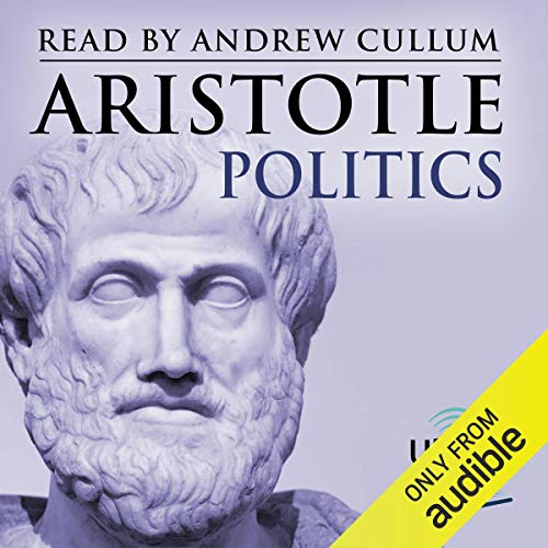 Politics Audiobook By Aristotle cover art