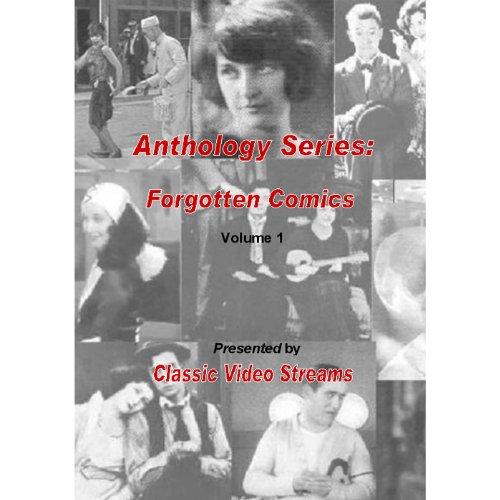 Anthology Series: Forgotten Comics - Vol. 1