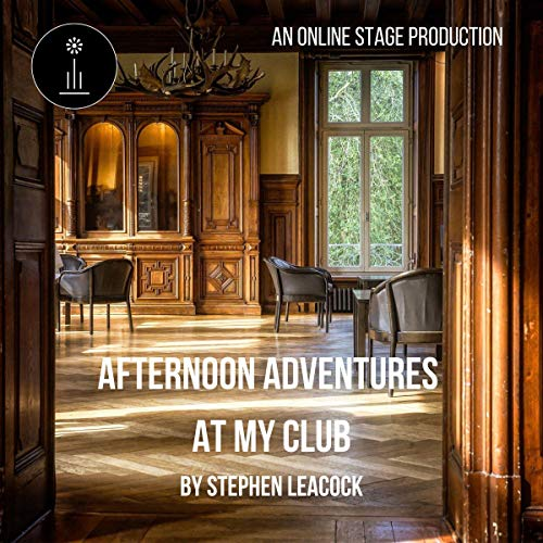 Afternoon Adventures at My Club cover art