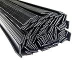 Alambre de soldadura de plástico PP 8x2mm Plano Negro...
