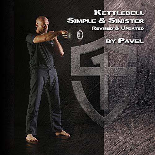 Kettlebell Simple & Sinister audiobook cover art