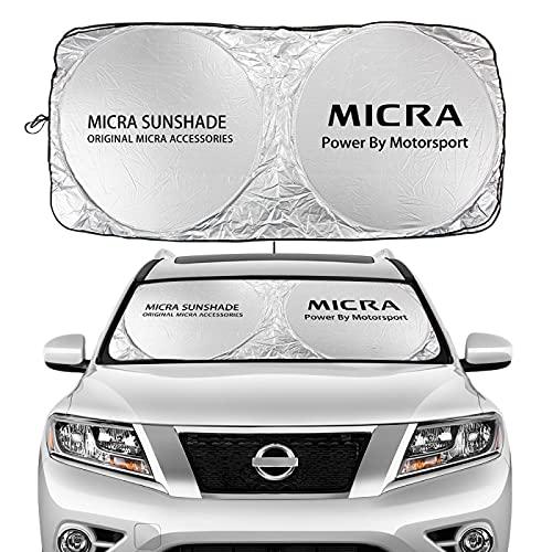 Parabrisas del Coche Parasol, para Nissan Micra