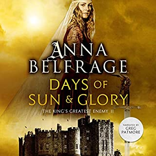 Days of Sun and Glory audiobook cover art