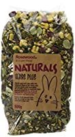 17 different ingredients go to make this wonderful treat Can be fed daily and helps stimulate your pet's appetite Ideal for all small animals (fed in strict moderation to chinchillas and degus) Doesn't contain whole corn kernels. Only contains dehull...