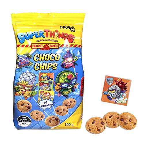Maxies Galletas Choco Chips Con Pepitas De Chocolate 1200 g