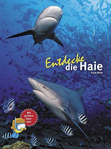 Entdecke die Haie (Entdecke - Die Reihe mit der Eule: Kindersachbuchreihe)
