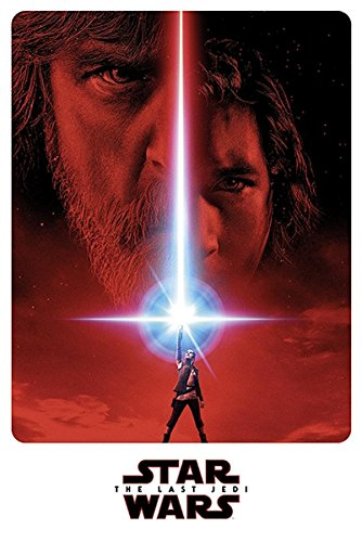 Póster Star Wars Episode 8: The Last Jedi - Promo (61cm x 91,5cm)