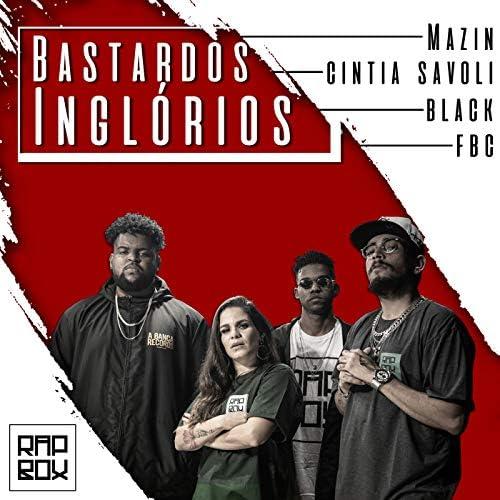 Cintia Savoli, Mazin, ブラック, FBC & Rap Box