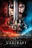 Warcraft Movie Poster Limited Print Photo Paula Patton, Ben Foster Size 8x10#1