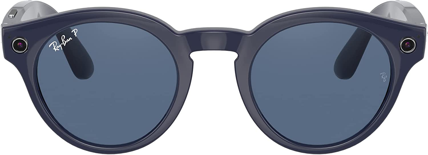 Ray-Ban Stories | Round Smart Glasses
