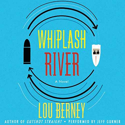 Whiplash River audiobook cover art
