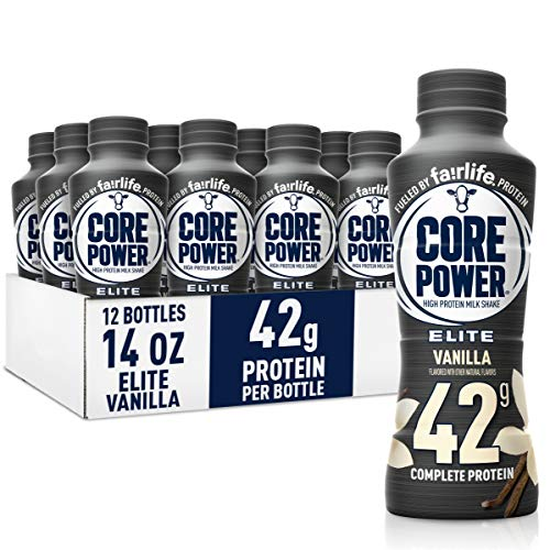 Core power elite protein shake