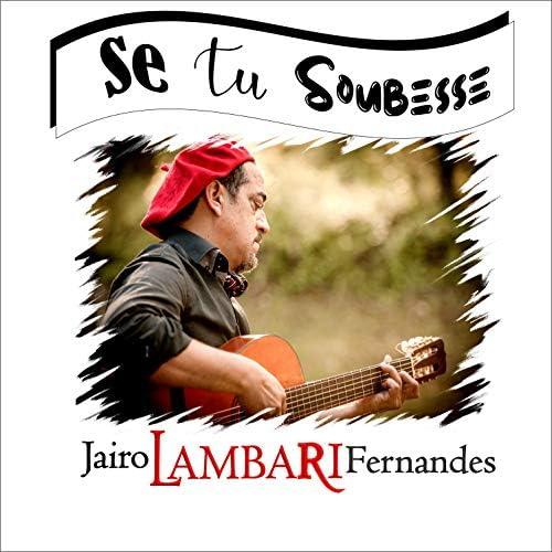 Jairo Lambari Fernandes